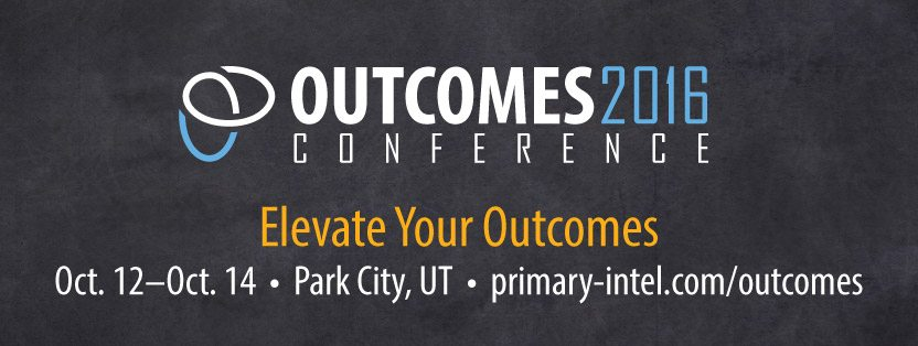 Outcomes 2016 Conference