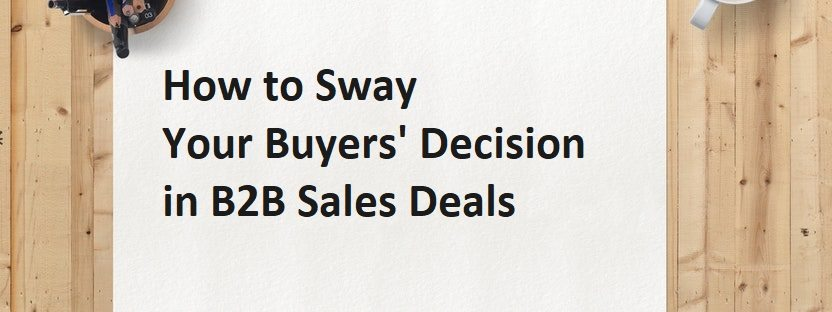 Understand Buyer Perceptions in sales deals
