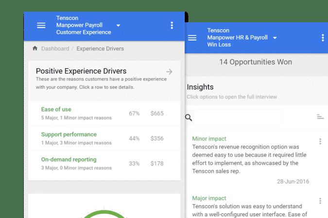 TruVoice panell-insights