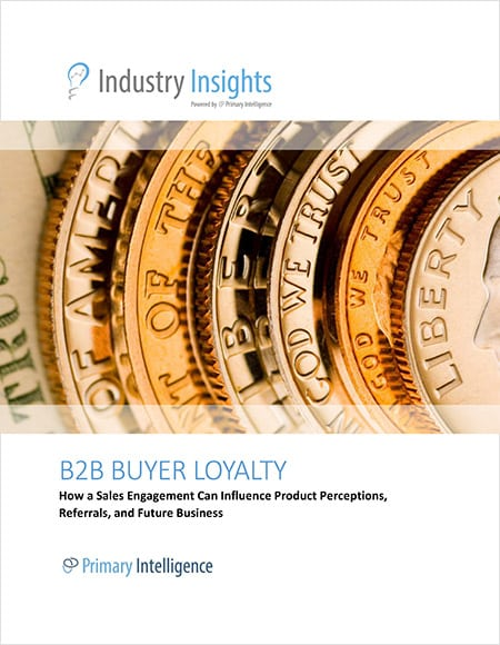B2B Buyer Loyalty