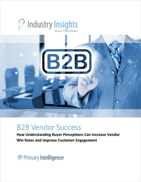 B2B Vendor Success Report