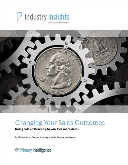 Changing Your Sales Outcomes