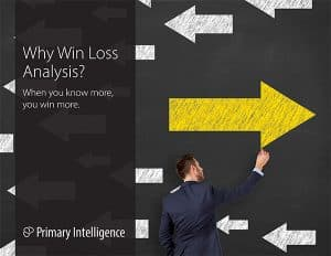 eBook: Why Win Loss Analysis