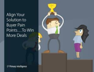 eBook: Align Your Solution to Buyer Pain Points