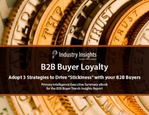 eBook: B2B Buyer Loyalty
