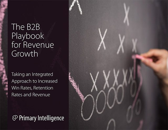 eBook: B2B Playbook for Revenue Growth